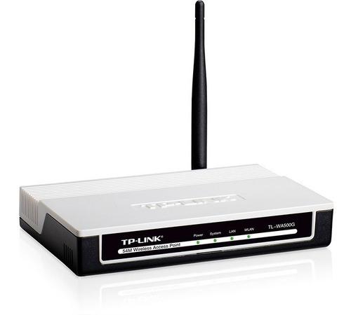 Access Point Tp-link Wifi 54mb Tm Tl-wa500g