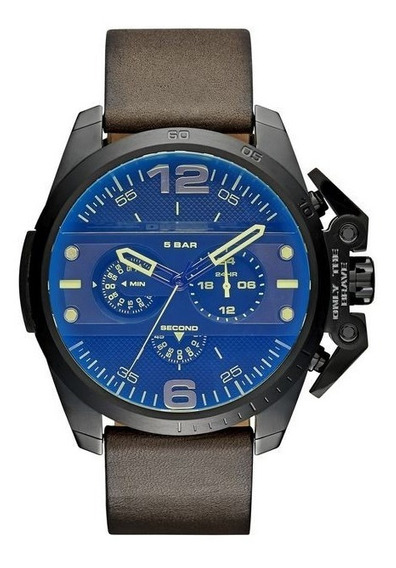 Oferta De Reloj Diesel Hombre Chrono Blue Dz4364 | Watchito