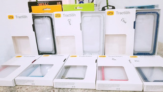 Forro Otter Box Traction iPhone 7 Plus iPhone 8 Plus