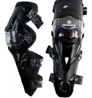 Rodilleras Articuladas Scoyco K12 Mpact Moto Envio Grats Msi