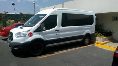 Renta De Camionetas Economicas Con Chofer Y Vans Df 14 Pasaj