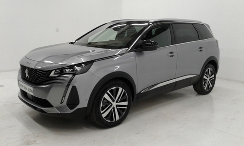 Imagen 1 de 9 de Peugeot Nueva 5008 Gt 5p 1.6thp 165hp Aut 6vel Fl 2022