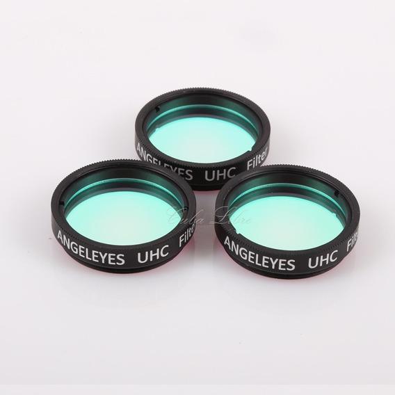Filtro Uhc (ultra High Contrast) P/ Telescópios 1,25