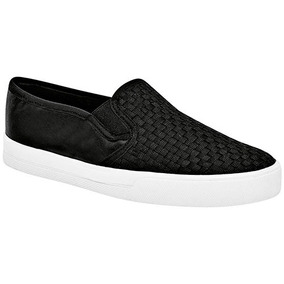 Zapatos Casual Loafer Gösh Dama Textil Negro T09555 Dtt