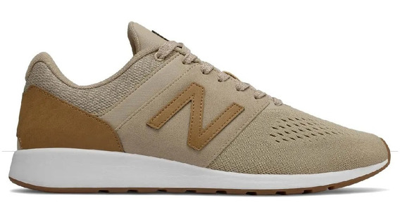 Tênis New Balance 24 Nb | Lifestyle - Bege Original