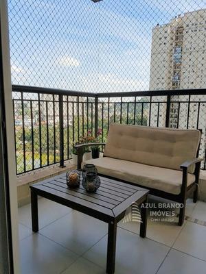 Apartamento A Venda No Bairro Jardim Tupanci Em Barueri - - 493-1
