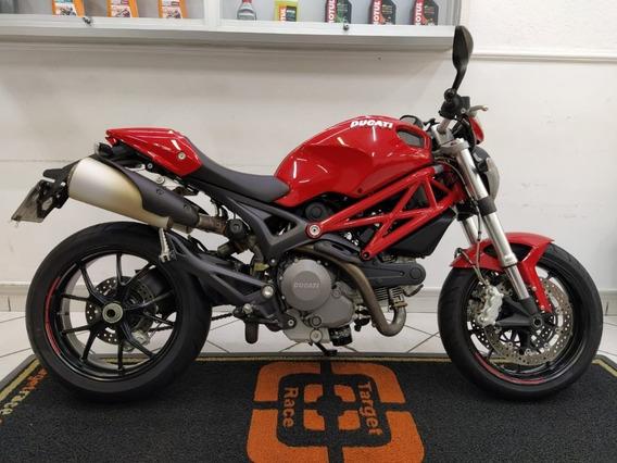 Ducati Monster 796 - Vermelha 2010 - Target Race