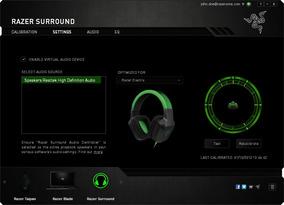 Licença/código Razer Surround Pro 7.1