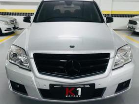 Mercedes Glk 280 Prata 2009 V6 Exclusiva