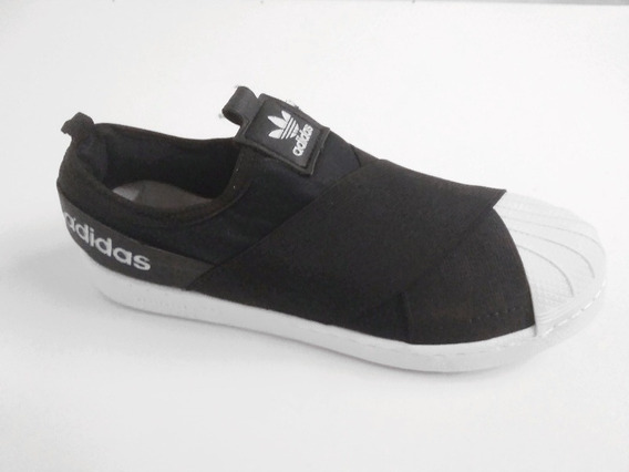 Tênis Feminino Superstar Slip On
