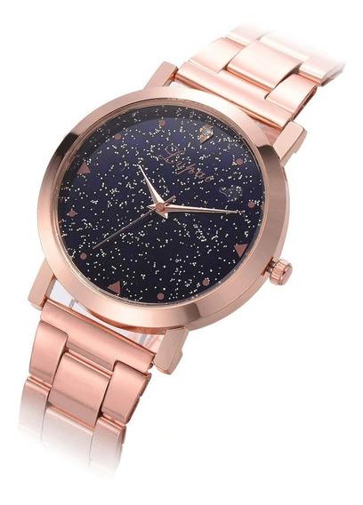 Reloj Estrellas Envio Gratis Galaxia Mujer Dama Vintage