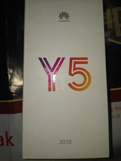 Celular Huawei Y5 Nuevo, Sellado, Jamás Usado At&