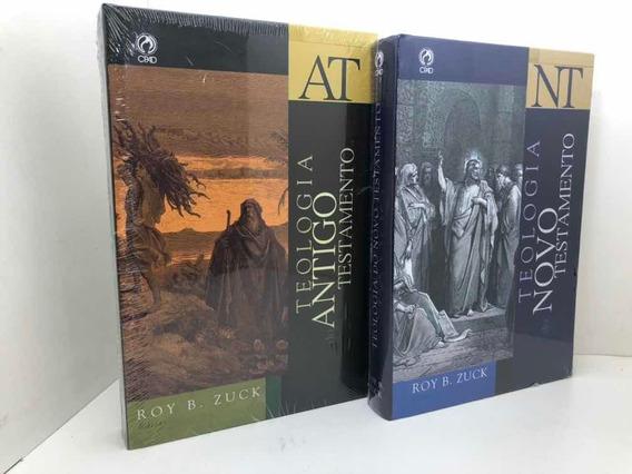 Livro Teologia Do Antigo E Novo Testamento Roy B Zuck