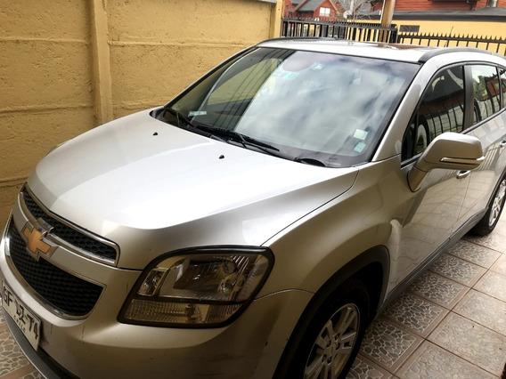 Hermoso Chevrolet Orlando 2014 Conversable