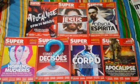 Super Interessante Lote Com 7 Revistas