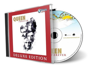 Queen Forever Deluxe - Edition Digital 2 Cd 36 Tracks *tm*