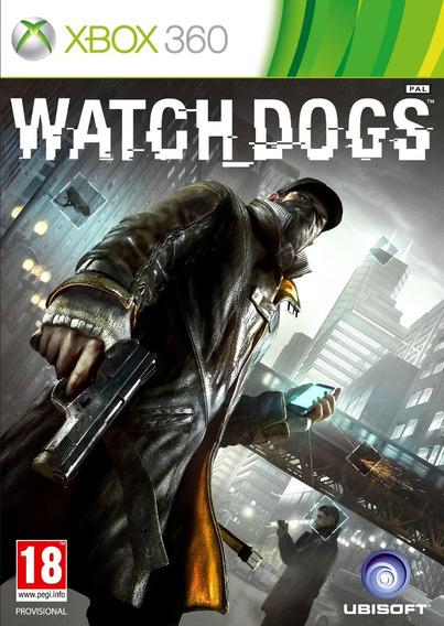 Watch Dog Xbox 360 Para Ltu