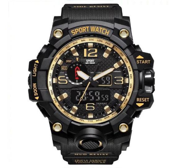 Relógio Masc Sport Watch Esp Militar Prod