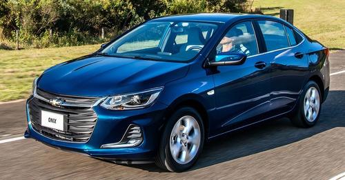 Chevrolet Onix Plus 1.0 Turbo Premier Automático Yi