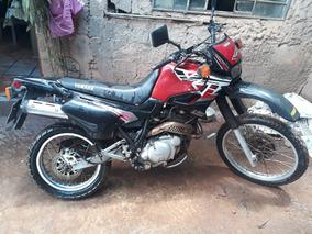 Yamaha Xt 600 1998 Vermelha