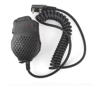 Mini Ptt Para Radio Comunicador Ht Baofeng Uv82 Original