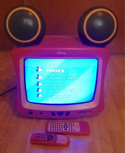 Imagen 1 de 2 de Tv Mikey Mouse 13''