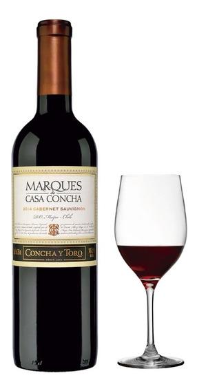 Vino Marqués De Casa Concha 2017