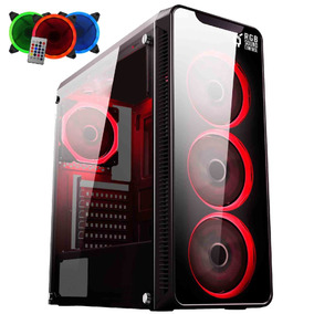 Pc Gamer Amd A6 8gb Placa Radeon R5 Series Hd 500gb