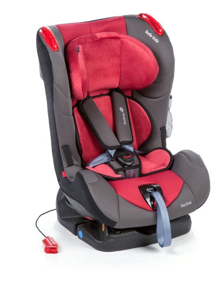 Cadeira Cadeirinha Carro Safey 1st Recline Red Reclinável