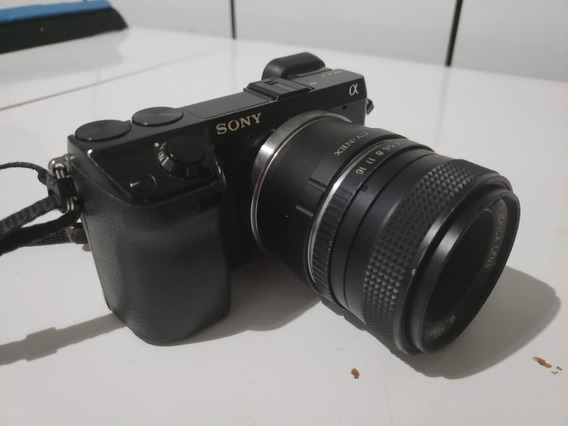 Sony Nex 7 + Yashica 50mm F1.7