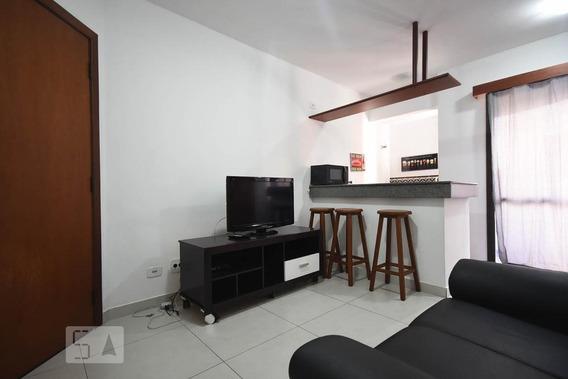 Apartamento Para Aluguel - Portal Do Morumbi, 1 Quarto, 34 - 893081823