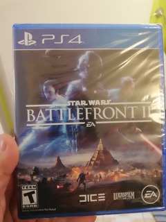 Juego Ps4 .......start Wars =battlefront 2