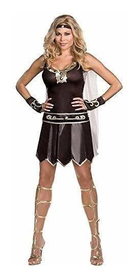 Damas Griego Gladiador Xena Guerrera Princesa Romana Esparta