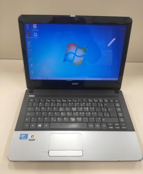 Notebook Acer E1 431 Intel Celeron 250gb De Hd E 6 De Ram