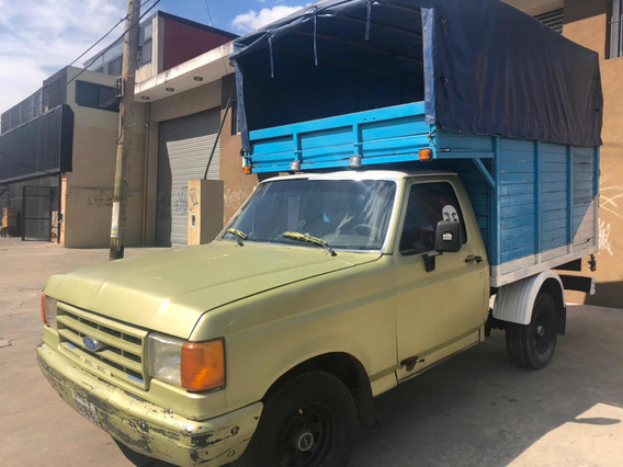 Ford F-100 3.6 1986