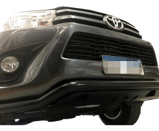 Defensa Baja Hilux Black 2016 A 2018 Original Bracco