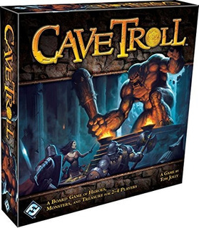 Cave Troll - 2nd Edition