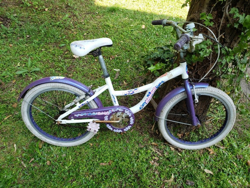 Bicicleta Nena Rod 20 Raleigh