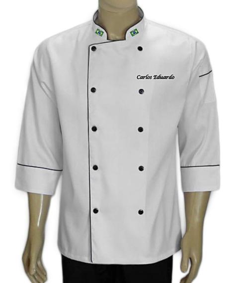 Doma Cheff Cozinheiro Padaria Personalizado Chef Confeiteiro