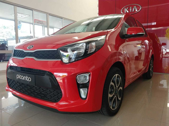 Kia All New Picanto Zenith Mt/ 1.2l - 0km