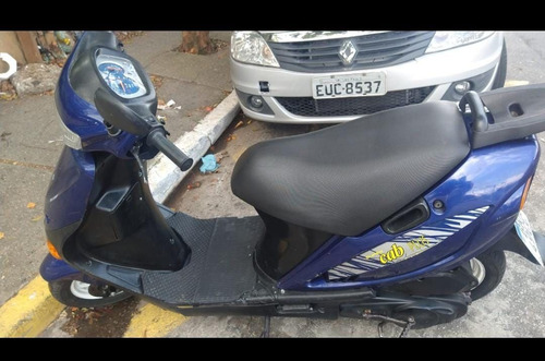 Hyosung Super Cab Pl Scooter