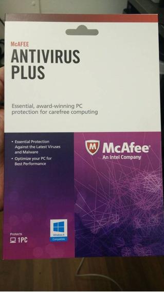 Antivirus Mcafree Plus