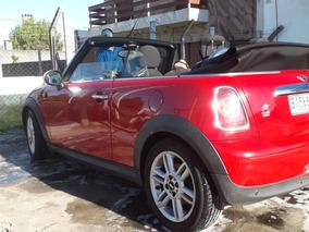 Mini Cooper 1.6 Cabriolet 2012