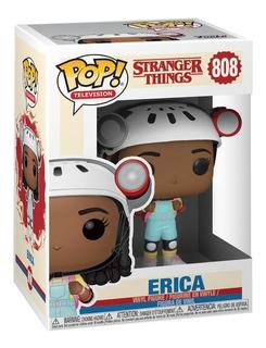 Funko Pop Stranger Things 808 Erica Nuevo Magic4ever