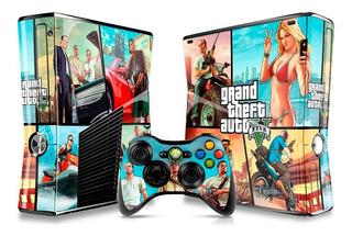 Adesivo Skin Para Xbox360 Slim
