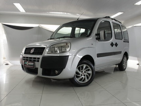 Fiat Doblo Essence 1.8 Flex 16v 5p 7l 2013