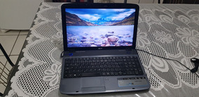 Notebook Core 2 Duo - Acer Aspire 5738 - 04 Gb Ram