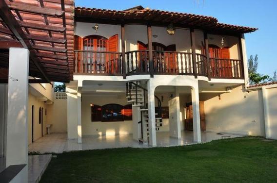 Casa Em Ogiva, Cabo Frio/rj De 400m² 7 Quartos À Venda Por R$ 850.000,00 - Ca429164