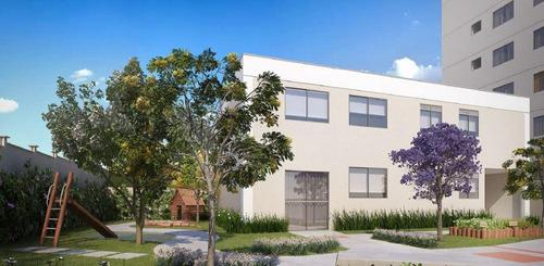 Apartamento Com 40,56m2 Com 2 Dormitórios No Butantã A Partir De R$ 160.000,00 - 12262