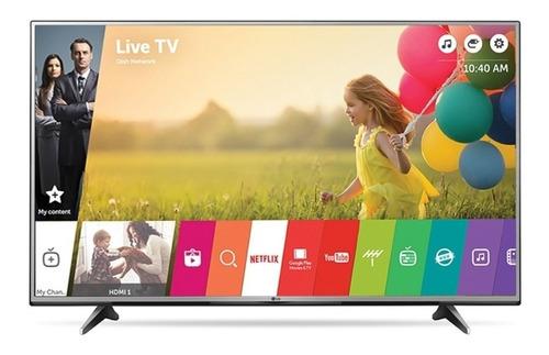 Imagen 1 de 2 de Televisor LG  55  Ultra Hd 4k,smart Tv 55uh6230